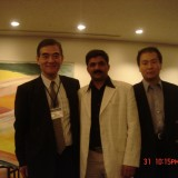 Dr. Subodh Shetty with Training team in Japan