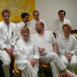 Dr. Subodh Shetty with Training team in Germany